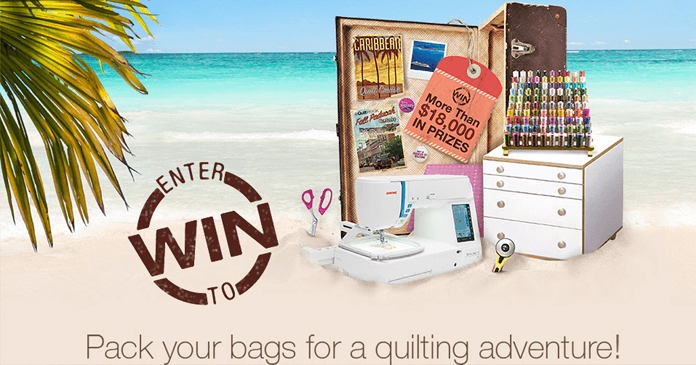 American Quilter Grand Giveaway 2017