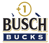 Busch Bucks Logo