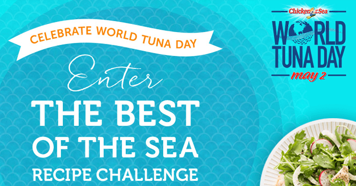Chicken Of The Sea The Best Of The Sea Recipe Challenge