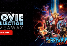 Disney Movie Rewards Movie Collection Giveaway