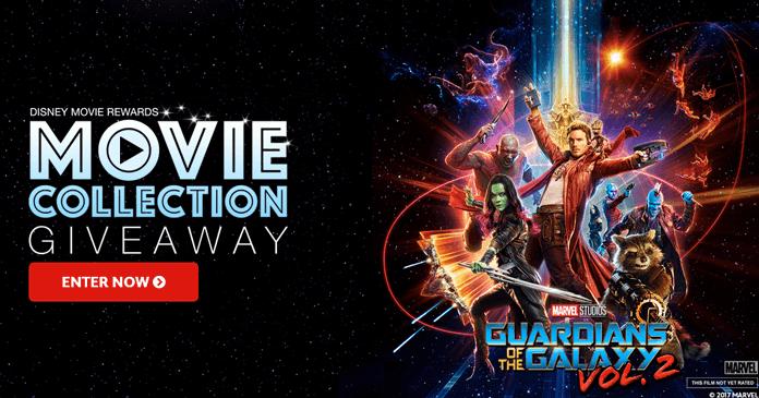 Disney Movie Rewards Movie Collection Giveaway