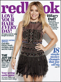 Redbook Magazine Cover