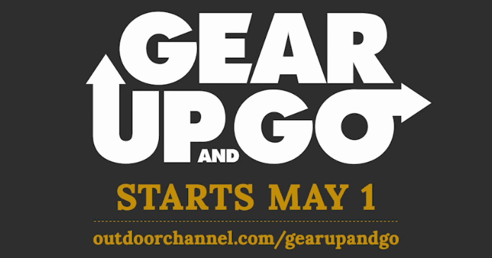 Outdoor Channel Gear Up And Go Sweepstakes 2017