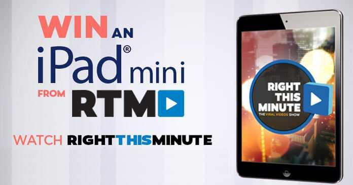 RTM iPad Giveaway