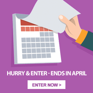 Sweepstakes Ending Soon (April 2017 Edition)
