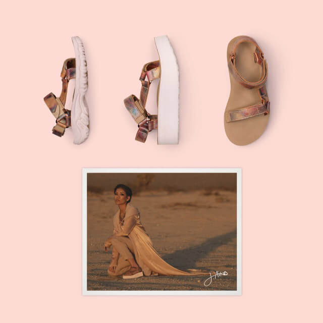 TEVA Jhene Aiko Sweepstakes Prize Pack