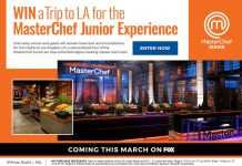 Family Circle MasterChef Jr. Experience Sweepstakes (FamilyCircle.com/MasterChef)