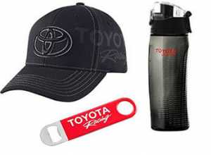 TOYOTA RACING PRIZE PACK