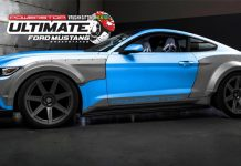 Power Stop and Vaughn Gittin Jr. Ultimate Ford Mustang Sweepstakes