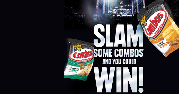 Mars WWE & Combos C-Store Instant Win Game