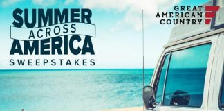 Summer Across America Sweepstakes 2017