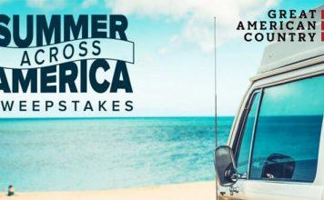 Summer Across America Sweepstakes 2017