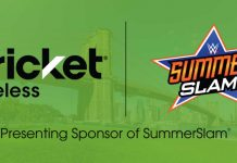 Cricket Wireless WWE SummerSlam 17 Sweepstakes