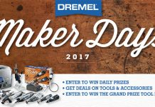 Dremel Maker Days Sweepstakes