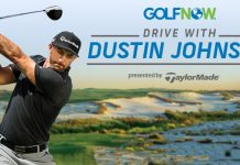 GolfNow Drive With Dustin Dustin Johnson Sweepstakes