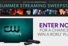The CW Fan Sweepstakes