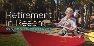 AARP Retirement in Reach $50,000 Sweepstakes