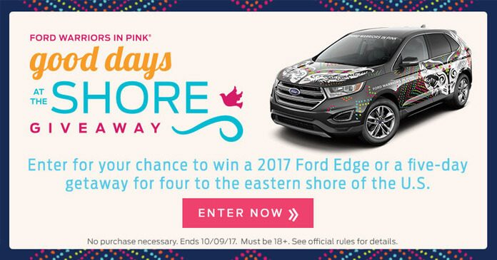 Hallmark Channel Good Days at the Shore Giveaway