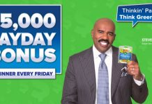 Green Dot Payday Bonus Sweepstakes