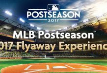 Camping World's MLB Postseason 2017 Flyaway Experience Sweepstakes