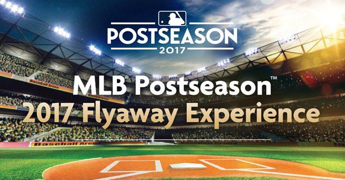 Camping World's MLB Postseason 2017 Flyaway Experience Sweepstakes