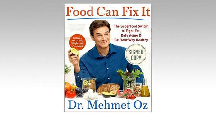 Dr Oz Food Can Fix It Book