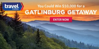 Travel Channel Gatlinburg Getaway Sweepstakes