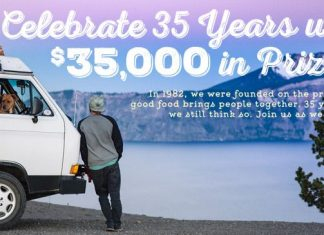 Kettle Brand 35th Birthday Sweepstakes