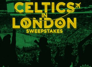 Celtics in London Sweepstakes