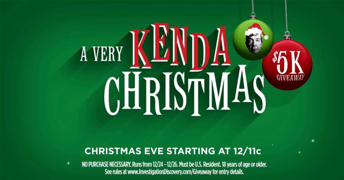 A Very Kenda Christmas $5K Giveaway 2017