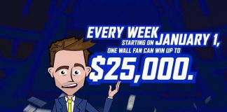 NBC The Wall Sweepstakes 2018