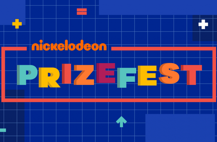 Nickelodeon Prize Fest Live Sweepstakes