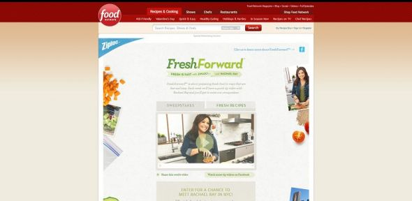 Ziploc Brand Presents the FreshForward Sweepstakes