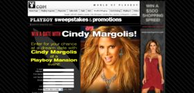Win a Date With Cindy Sweepstakes