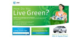 AT&T Living Green Sweepstakes
