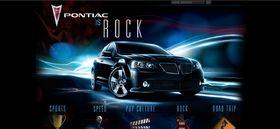 Pontiac is Speed Sweepstake