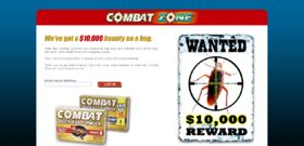 Combat Zone Instant Win and Sweepstakes