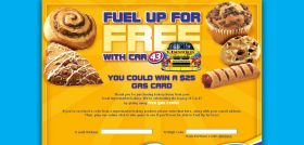 Fuel Up For Free With Car 43