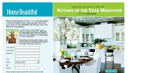 House Beautiful – Kitchen of the Year Makeover