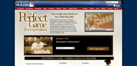 MLB.com – The Perfect Game Sweepstakes