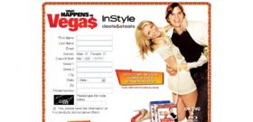 Instyle – What Happens In Vegas Dress Sweepstakes