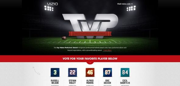 VIZIO Top Value Performer Sweepstakes