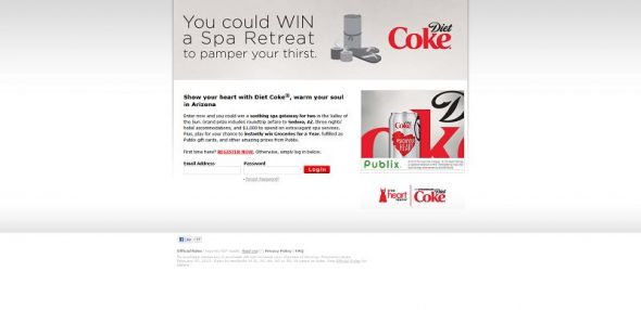 Diet Coke Heart Health Promotion