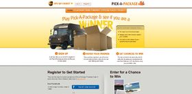UPS My Choice Friends & Family Promotion