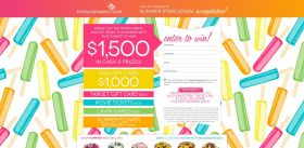 From You Flowers Summer Staycation Sweepstakes