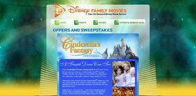 Cinderella's Fantasy Sweepstakes