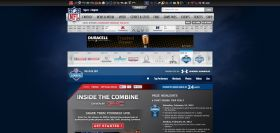 NFL Scouting Combine Sweepstakes