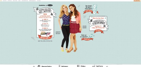 Nick.com/OldNavy – Nick Old Navy Multiply Your Style Sweet Sweepstakes