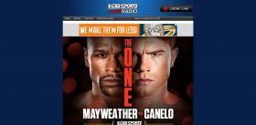 CBS Sports Radio The One Sweepstakes: Mayweather vs Canelo