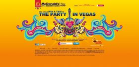 www.mcdlgsweeps.com – McDonald's Sweepstakes for the 14th Annual Latin GRAMMYs